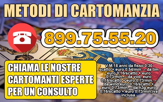 cartomanzia portale  METODI DI CARTOMANZIA