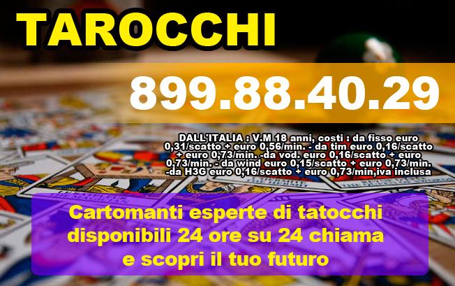 25-tarocchi TAROCCHI