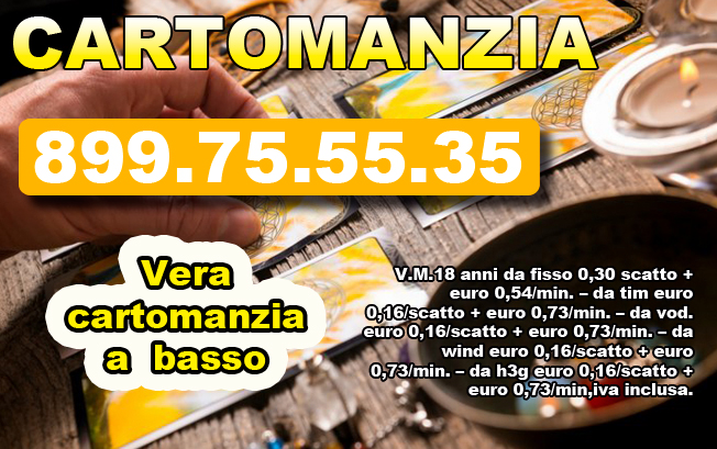 cartomanzia portale  CARTOMANZIA